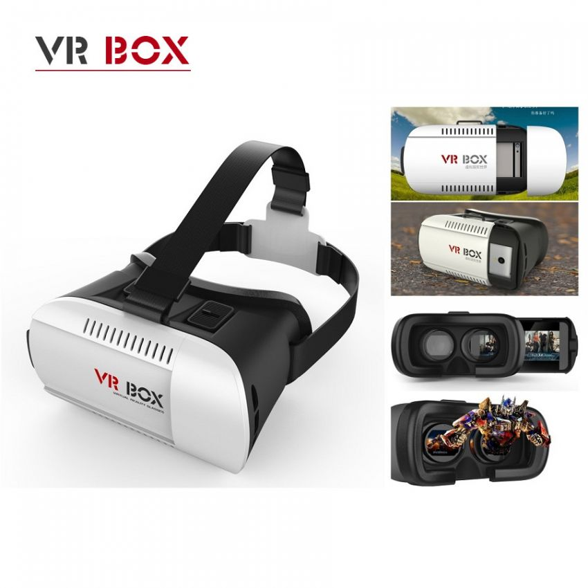 Buy High Quality Vr Box Virtual Reality 3d Glasses Online