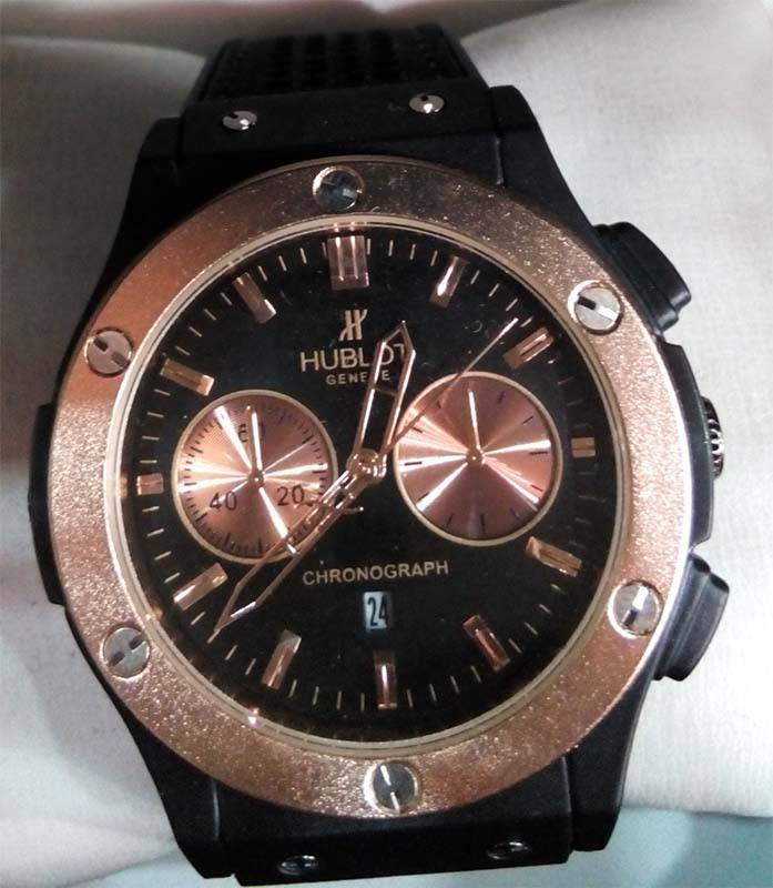 Hublot Geneve Chronograph Price In Pakistan Inam Pk